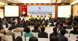 Ngành y tế Việt Nam đang trên đà phát triển
