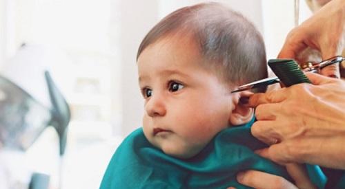 Cạo tóc có thể là nguyên nhân làm tóc mọc nhanh, đen và sơ hơn